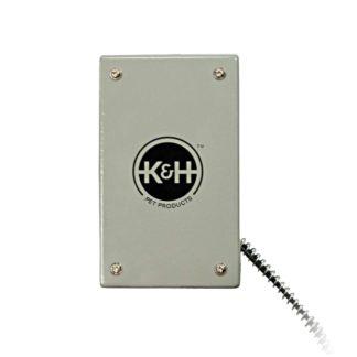 "K&H Pet Products Snuggle Up Bird Warmer Medium / Large Gray 7"" x 4"" x 0.5"""