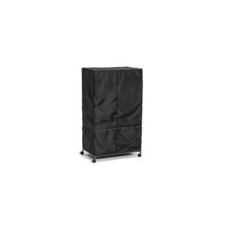 """Midwest Ferret and Critter Nation Cage Cover Black 36"""" x 24"""" x 58.5"""""""