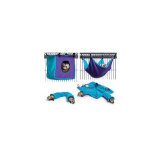 Midwest Nation Accessory Kit 3 Teal / Purple