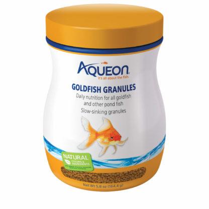 Aqueon Goldfish Granules 5.8 ounces
