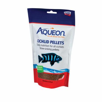 Aqueon Cichlid Fish Food 8.5 ounces