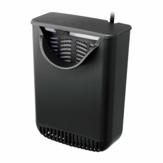 "Aqueon QuietFlow E Internal Power Filters Medium Black 5.75"" x 3.94"" x 8.19"""