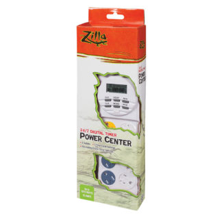 "Zilla 24/7 Digital Power Center 4.125"" x 2"" x 12.25"""