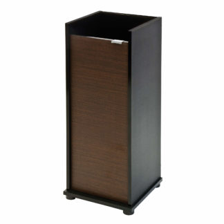 "Aqueon 15 Column Aquarium Stand Brown/Black 3.5"" x 15"" x 30"""