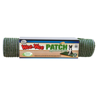 "Four Paws Wee-Wee Patch Indoor Potty Replacement Grass  Medium 29"" x 19"" x 0.5"""