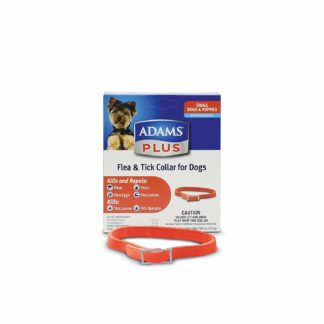 Adams Plus Flea and Tick Collar for Small Dogs