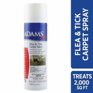 Adams Plus Flea and Tick Carpet Spray 16 ounces