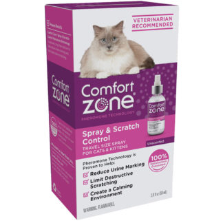 Comfort Zone Cat Calming Spray 2 ounces