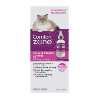 Comfort Zone Cat Calming Spray 4 ounces