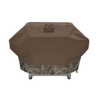 "RealTree Edge Grill Cover Extra Large Camo 72"" x 25"" x 47"""