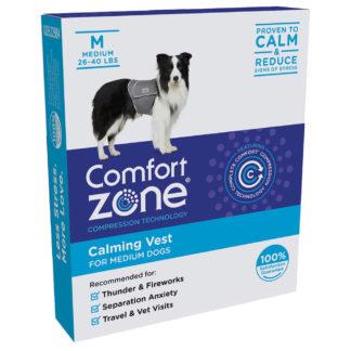 Comfort Zone Dog Vest Medium