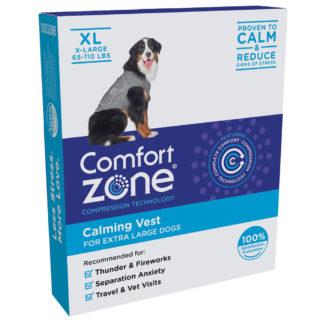 Comfort Zone Dog Vest Extra Large