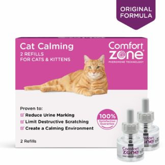 Comfort Zone Cat Calming Refill 2 pack
