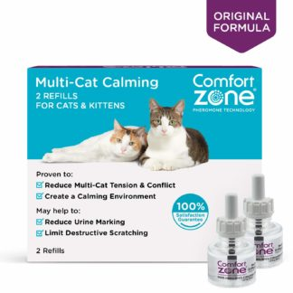 Comfort Zone Cat Multicat Refill 2 pack