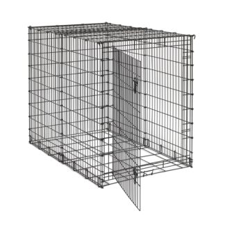 "Midwest Big Dog Crate Black 54"" x 35"" x 45"""