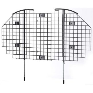 "Midwest Car Universal Wire Barrier Black 27.875"" x 23.5"" x 2.5"""