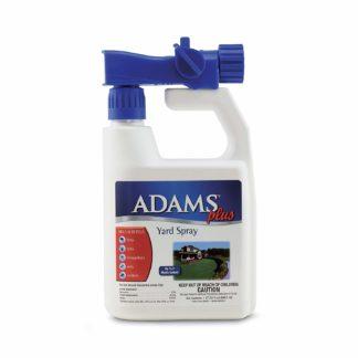 Adams Plus Yard Flea and Tick Spray 32 ounces