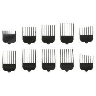 Wahl Pet Clipper Replacement Plastic Guide Combs Set of 10 for Standard