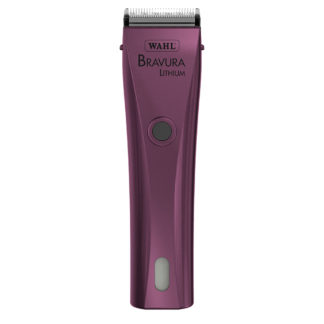 Wahl Bravura Lithium Clipper Purple