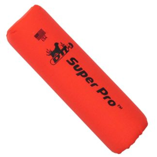 "D.T. Systems Flutter Launcher Dummy  Orange 10"" x 3"" x 3"""
