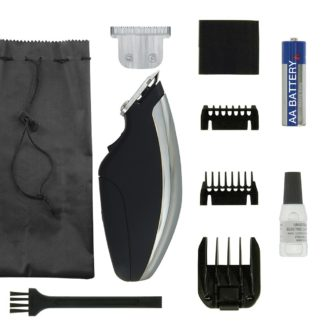 Wahl Super Pocket Pro Trimmer Silver