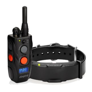 Dogtra ARC 3/4 Mile Expandable Dog Remote Trainer Black