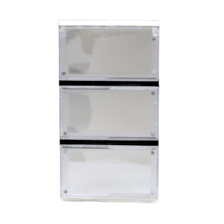 "Ideal Pet Products Air-Seal Pet Door Medium White 2.25"" x 10"" x 14.75"""