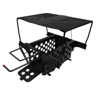 D.T. Systems Remote Large Bird Launcher without Remote for Pheasant and Duck Size Birds Black