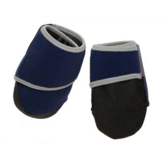 Healers Booties For Dogs Box Set Extra Small Blue