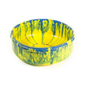 "Ruff Dawg Rubber Bowl Regular 8"" x 8"" x 3"""