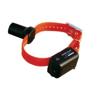 D.T. Systems Baritone Dog Beeper Collar Orange
