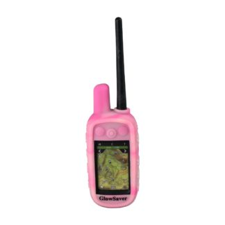 The Buzzard's Roost GlowSaver Case for Alpha with Screen Protectors Pink Camo