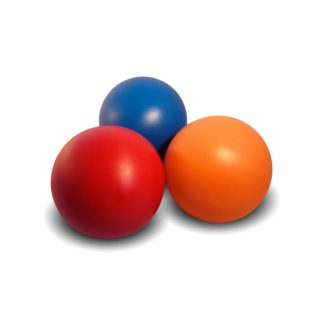 "Hueter Toledo Virtually Indestructible Ball 3 inches Assorted 3"" x 3"" x 3"""