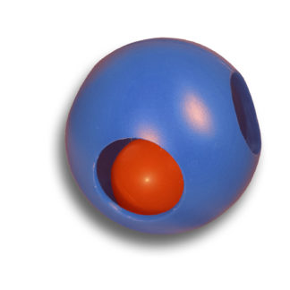 "Hueter Toledo Paw-zzle Ball 10 inches Assorted 10"" x 10"" x 10"""