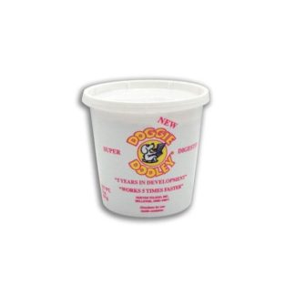 Hueter Toledo Super Dooley Digester 5 Lb Tub White