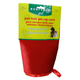 "Evercare Pet Hair Pic-Up Mitt 9.75"" x 6"" x 0.1"""