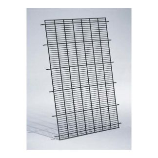 "Midwest Dog Cage Floor Grid Black 23"" x 19"" x 1"""