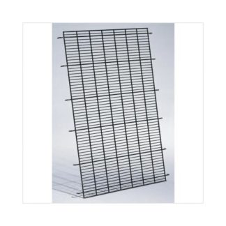 "Midwest Dog Cage Floor Grid Black 23"" x 18"" x 1"""