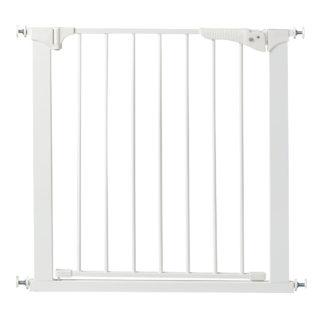 "Kidco Gateway Pressure Mounted Pet Gate White 29"" - 37"" x 29.5"""