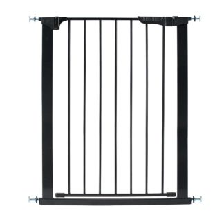 """Kidco Tall and Wide Auto Close Gateway Pressure Mounted Pet Gate Black 29"""" - 47.5"""" x 36"""""""