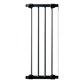 "Kidco Wall Mounted Extension Kit 10""  Black 10"" x 31"""