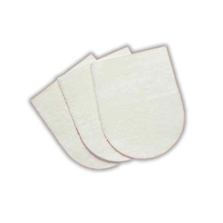Healers Healers Replacement Gauze Extra Small White