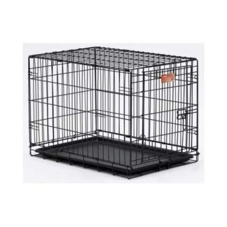 "Midwest Dog Single Door i-Crate Black 30"" x 19"" x 21"""
