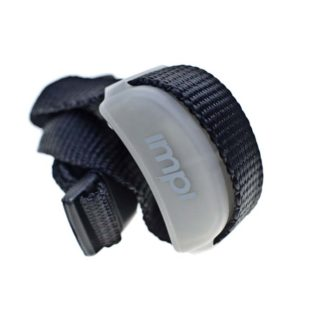 IMPI Dog Bark Control Collar Black