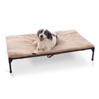 "K&H Pet Products Original Pet Cot Pad Extra Large Beige 32"" x 50"" x 1"""