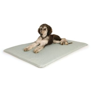 "K&H Pet Products Cool Bed III Thermoregulating Pet Bed Medium Gray 22"" x 32"" x 0.5"""
