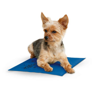"K&H Pet Products Coolin Pet Pad Small Blue 11"" x 15"" x 0.75"""