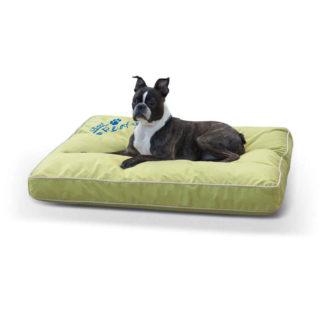 """K&H Pet Products Just Relaxin' Indoor/Outdoor Pet Bed Medium Green 28"""" x 36"""" x 3.5"""""""