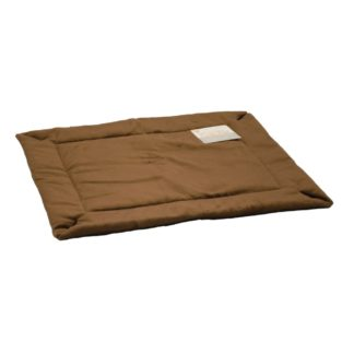 "K&H Pet Products Self-Warming Crate Pad Small Mocha 20"" x 25"" x 0.5"""