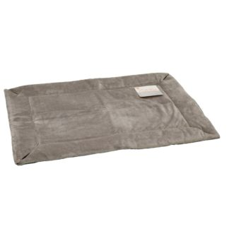 "K&H Pet Products Self-Warming Crate Pad Large Gray 25"" x 37"" x 0.5"""